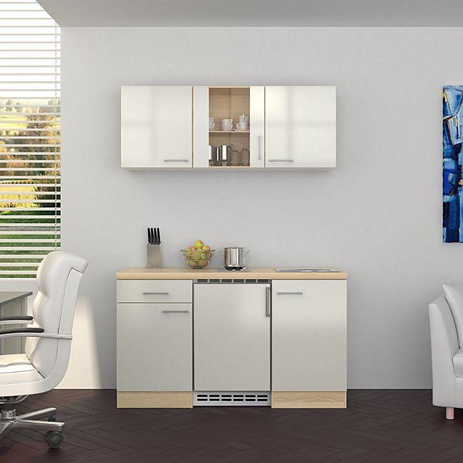 Flex-Well Küchenzeile 150 cm G-150-1001-022 Abaco - Bild 1