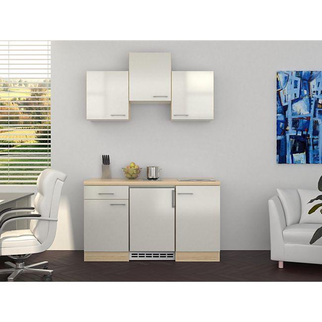 Flex-Well Küchenzeile 150 cm G-150-1001-000 Abaco - Bild 1