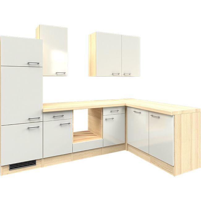 Flex-Well Winkelküche ohne E-Geräte L-999-2801-024 Abaco - Bild 1