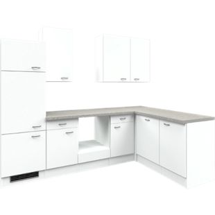 Flex-Well Winkelküche ohne E-Geräte L-999-2801-024 Wito - Bild 1