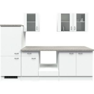 Flex-Well Küchenzeile ohne E-Geräte 270 cm L-270-2206-030 Wito - Bild 1