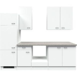 Flex-Well Küchenzeile ohne E-Geräte 270 cm L-270-2203-024 Wito - Bild 1
