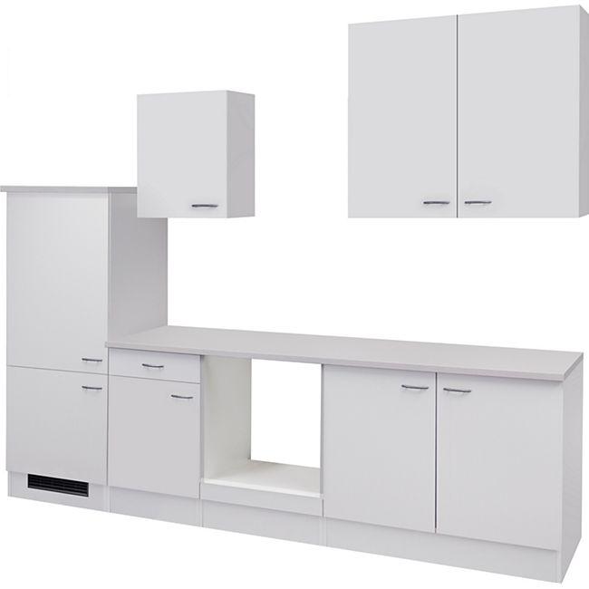 Flex-Well Küchenzeile ohne E-Geräte 270 cm L-270-2202-000 Wito - Bild 1