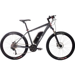 Telefunken ALU-E-Bike MTB Hardtail 27,5´´ Aufsteiger M800