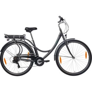 "Teutoburg Wave XXL City E-Bike 28"" Senne - Bild 1"