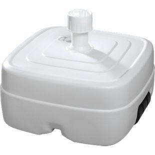 Schneider PE-Ständer - wasserbefüllbar 45 Liter weiß - Bild 1