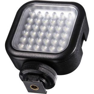 walimex pro LED Foto Video Leuchte 36 LED dimmbar - Bild 1
