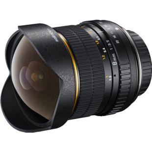 walimex pro 8/3,5 Fisheye I APS-C Canon EF-S - Bild 1