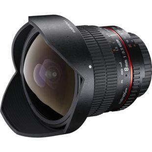 walimex pro 8/3,5 Fisheye II APS-C Sony A - Bild 1