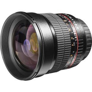 walimex pro 85/1,4 DSLR Nikon F AE - Bild 1