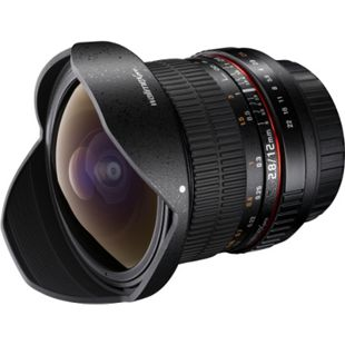walimex pro 12/2,8 Fish-Eye DSLR Canon EOS - Bild 1