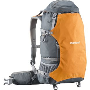 mantona Kamerarucksack elementsPro 40 - orange - Bild 1