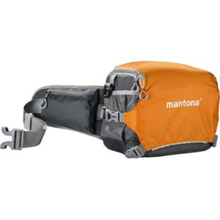 mantona Kameratasche ElementsPro 20 - orange - Bild 1