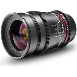 walimex pro 35/1,5 Video DSLR Canon EF - Bild 1