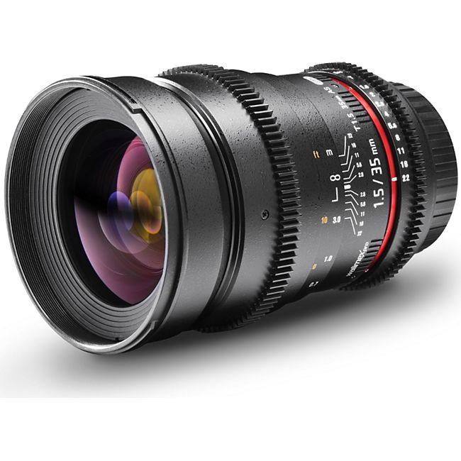 walimex pro 35/1,5 Video DSLR Sony E - Bild 1