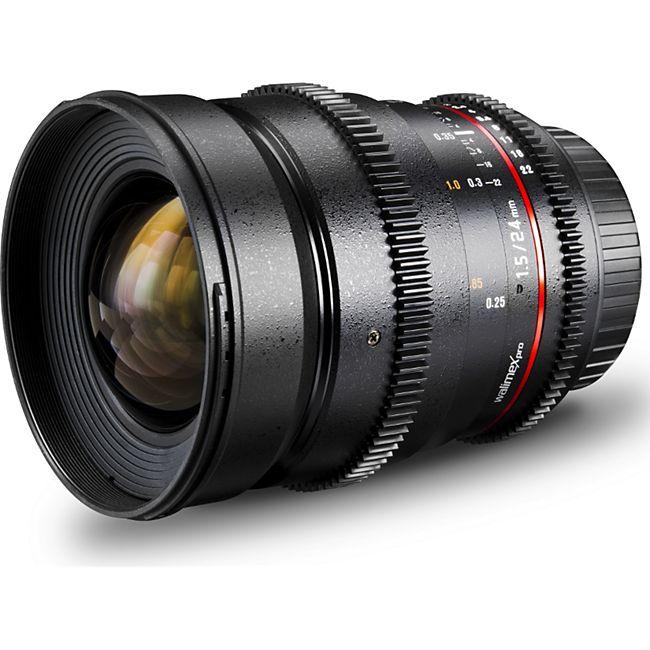 walimex pro 24/1,5 Video DSLR Canon EF - Bild 1