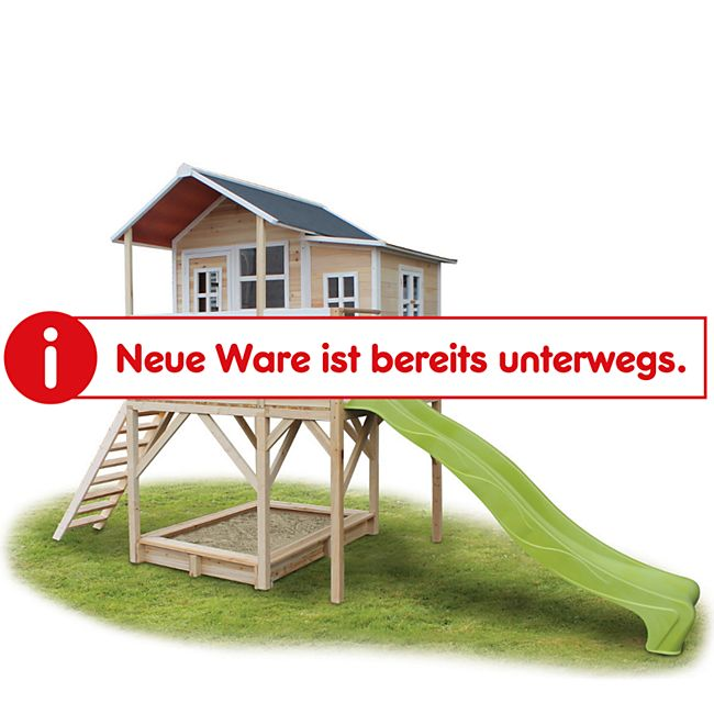 EXIT Loft 750 Holzspielhaus Natur - Bild 1