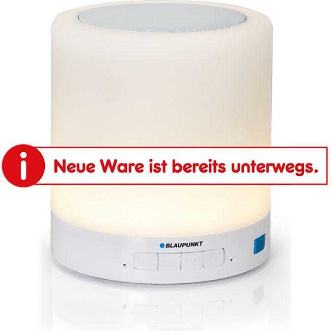 Blaupunkt Bluetooth Lautsprecher mit Licht BTL 100 - Bild 1