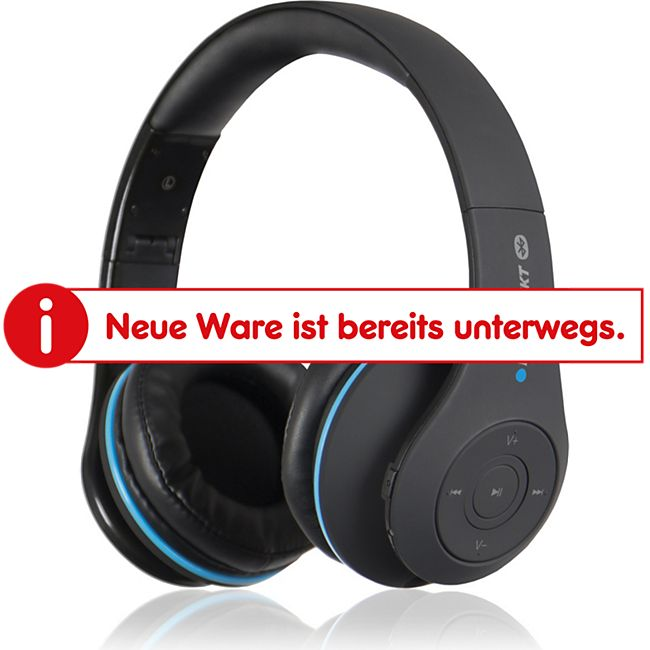 Blaupunkt Bluetooth Kopfhörer HPB 10 - Bild 1