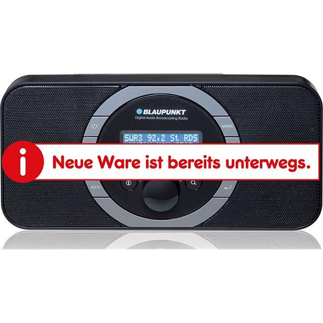 Blaupunk Digital Stereo Radio mit DAB+ RXD 120 BK - schwarz - Bild 1