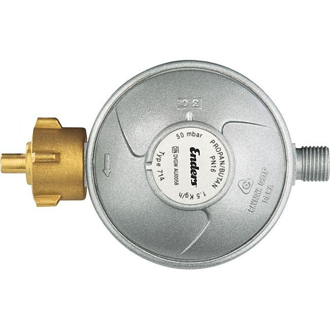 Enders Gasdruckregler 50 mbar, Durchfluss 1,5 kg/h - Bild 1
