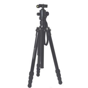 BRAUN NOX 160 Professional Stativ mit Monopod-Fuß - 160 cm - Bild 1