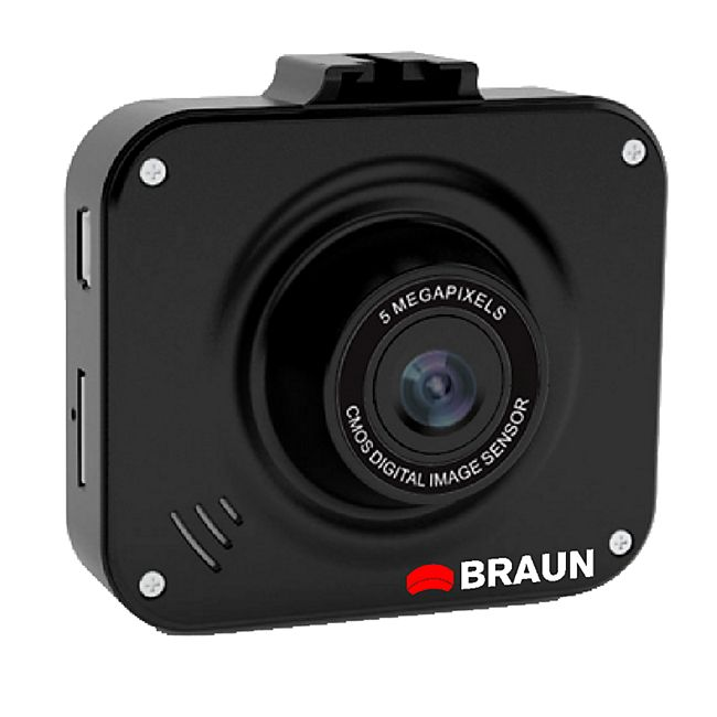 BRAUN B-Box T4 CAR DVR SYSTEM - Bild 1