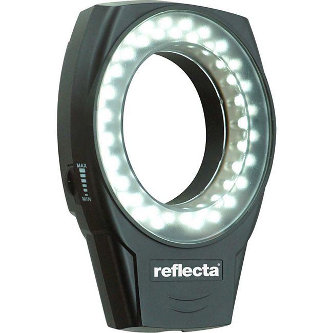 reflecta LED Ringleuchte RRL 49 Makro - Bild 1