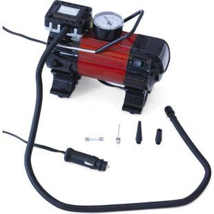 Dino KRAFTPAKET 136309 2in1 Kompressor mit LED-Lampe 12 V 140 W - Bild 1