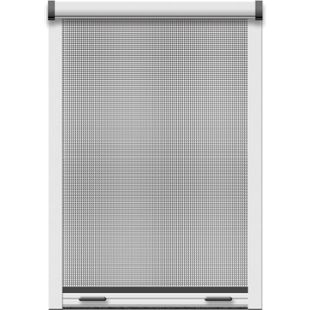 Schellenberg Insektenschutz-Klemmrollo Premium, weiß, 100x160 cm - Bild 1