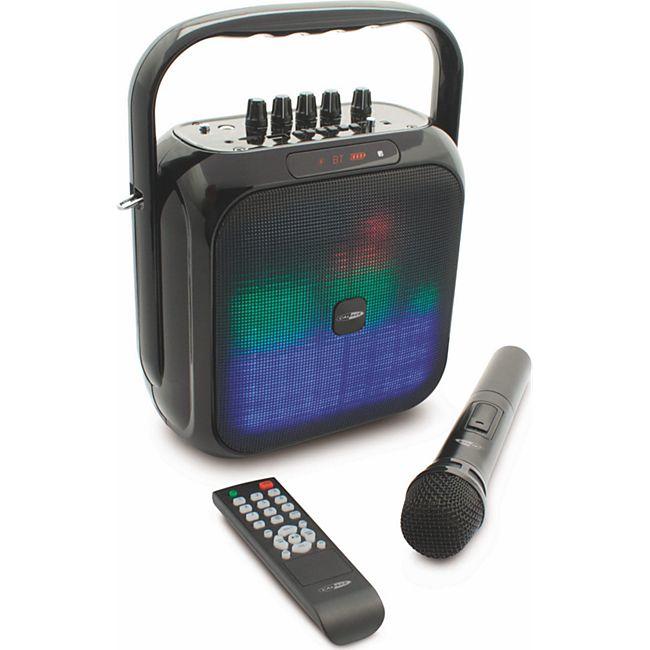 Caliber HPG 516BTL Bluetooth-Lautsprecher mit Karaoke-Funktion - Bild 1