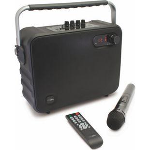 Caliber HPG 517BT Bluetooth-Lautsprecher mit Karaoke-Funktion - Bild 1
