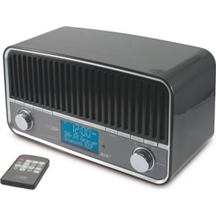 Caliber HFG 409DAB-BT/B Retroradio mit Bluetooth - Bild 1