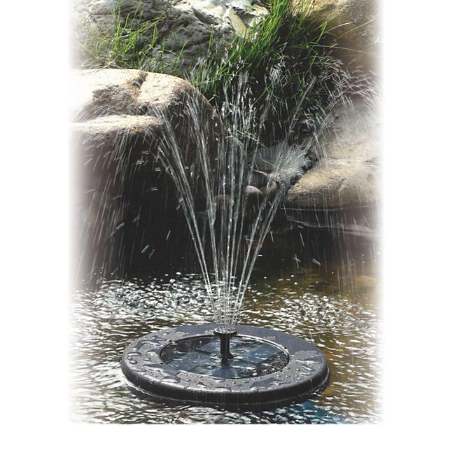 Mauk 1481 Solarspringbrunnenpumpe grün - Bild 1