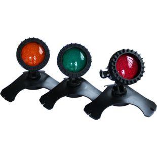 Mauk 1025 Teichbeleuchtung LED 3 x 1,5 W - Bild 1