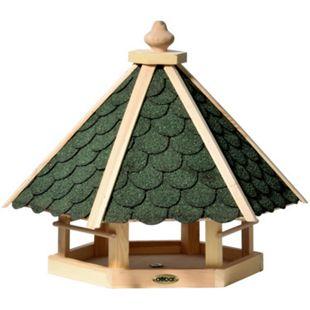 Dobar Vogelhaus aus Holz sechseckig - Bild 1