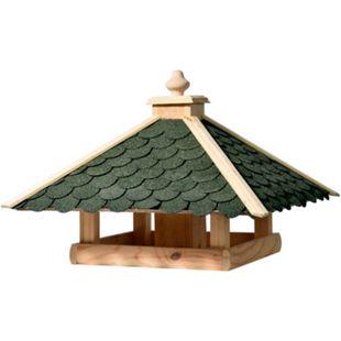 Dobar Vogelhaus aus Holz viereckig - Bild 1
