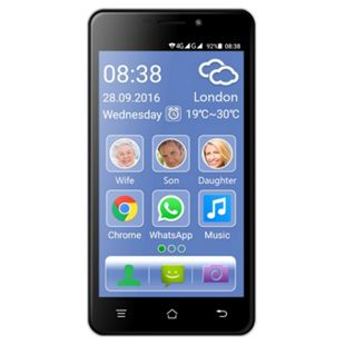 Switel eSmart M2 4G Smartphone mit Dual-SIM-Karten-Funktion - Bild 1