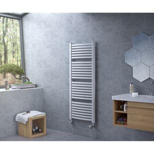 Ximax K4 Designheizkörper B 58 x H 76,5 x T 7,4 cm weiß - Bild 1