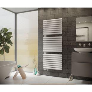 Ximax Fortuna-Open Designheizkörper B 50 x H 81,6 x T 8 cm weiß - Bild 1