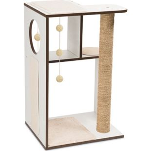 Vesper Katzenmöbel V-box large weiß - Bild 1
