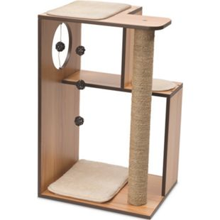 Vesper Katzenmöbel V-box large walnuss - Bild 1