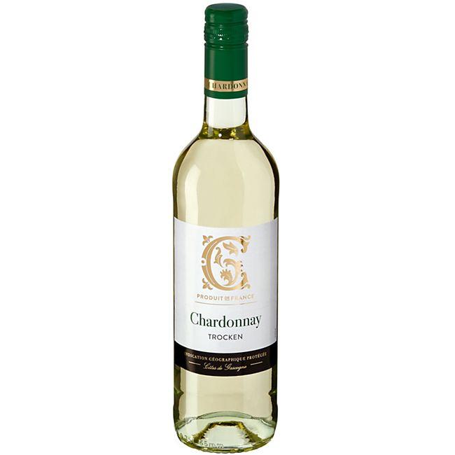 Chardonnay IGP 13,0 % vol 0,75 Liter - Bild 1