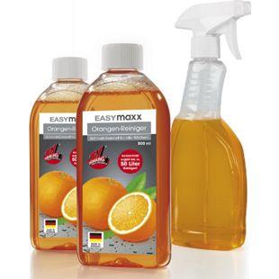 EASYmaxx Orangenreiniger 3tlg. - 2 x 500 ml - Bild 1