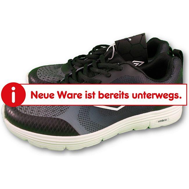 Umbro Damen Sportschuhe, Schwarz/ Dunkelgrau, Gr. 39 - Bild 1