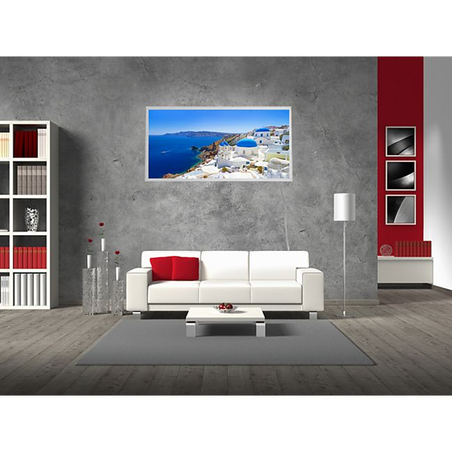 Mauk Infrarot Wandheizung Haus am Meer/Santorini 300 W - Bild 1