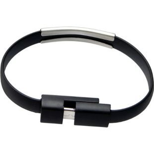 USB-MicroUSB Daten-Ladekabel Armband - Bild 1