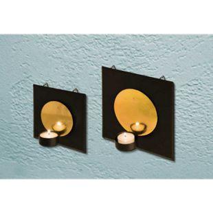 Teelichthalter für die Wand - Bild 1