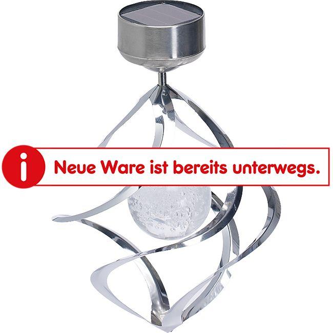 LED Solarleuchte Windspiel - Bild 1