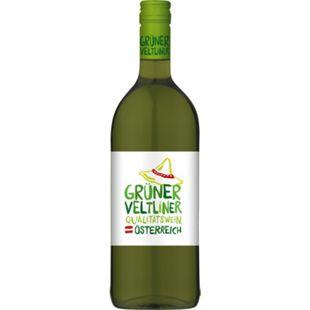 Heuriger Grüner Veltliner Qualitätswein Niederösterreich 11,0 % vol 1 Liter - Bild 1